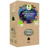 Dary Natury, herbatka ekologiczna, Dla kobiet w ciąży, 25 saszetek - miniaturka zdjęcia produktu
