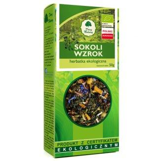 Dary Natury Sokoli Wzrok, herbatka ekologiczna, 50 g - zdjęcie produktu