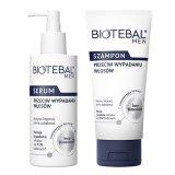 Biotebal Men, szampon przeciw wypadaniu włosów, 150 ml +  serum przeciw wypadaniu włosów, 100 ml - miniaturka zdjęcia produktu