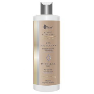 AVA Beauty Home Care, żel micelarny, cera normalna, 400 ml - zdjęcie produktu