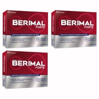 Berimal Forte, 3 x 30 kapsułek - zdjęcie produktu