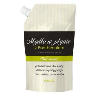 BioViridis, mydło w płynie, Exotic, Zapas, 700 ml - zdjęcie produktu