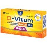 D-Vitum Forte 4000 j.m., 60 kapsułek - miniaturka zdjęcia produktu