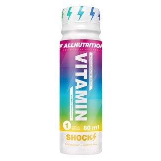Allnutrition, Vitamin shock shot, shot witaminowy, 80 ml - zdjęcie produktu