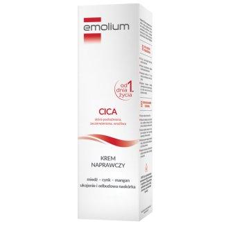 Emolium Cica, krem naprawczy, 40 ml - zdjęcie produktu