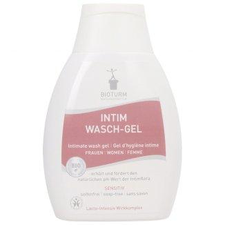 Bioturm, żel do higieny intymnej, skóra wrażliwa, 250 ml - zdjęcie produktu