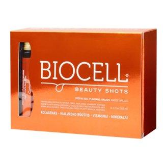 Biocell Beauty Shots, płyn, 14 x 25 ml - zdjęcie produktu
