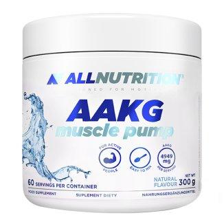 Allnutrition, AAKG Muscle Pump, 300 g - zdjęcie produktu