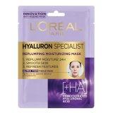 L'Oreal Hyaluron Specialist, nawilżająco-wypełniająca maska w płacie, 30 g - miniaturka zdjęcia produktu