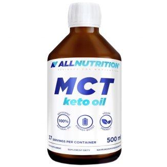 Allnutrition MCT Keto Oil, 500 ml - zdjęcie produktu
