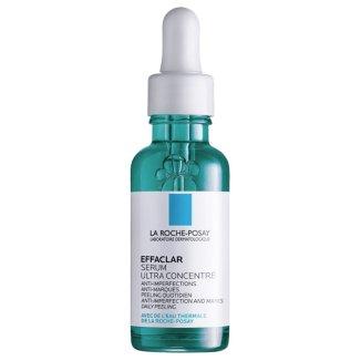 La Roche-Posay Effaclar, serum do twarzy, skóra trądzikowa, 30 ml  - zdjęcie produktu