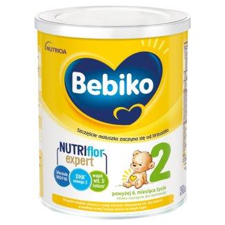 Bebiko 2, mleko następne po 6 miesiącu, 700 g - zdjęcie produktu