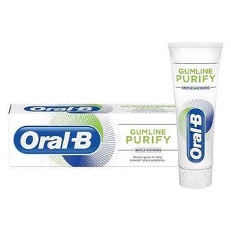 Oral-B Gumline Purify, pasta do zębów, Gentle Whitening, 75 ml - zdjęcie produktu