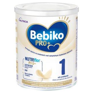 Bebiko Pro+ 1, mleko początkowe, od urodzenia, 700 g - zdjęcie produktu