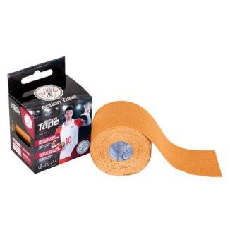 5E, taśma kinezjologiczna Action Premium, syntetyczna, pomarańczowa, 5 cm x 5 m - zdjęcie produktu