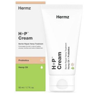H+P Cream, krem konopny z CBD i probiotykami, 50 ml - zdjęcie produktu