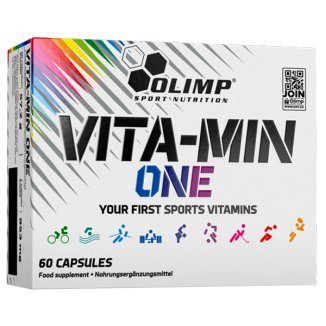Olimp Vita-Min One, 60 kapsułek - zdjęcie produktu