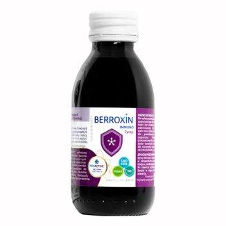 Berroxin Imuno, syrop, 120 ml - zdjęcie produktu