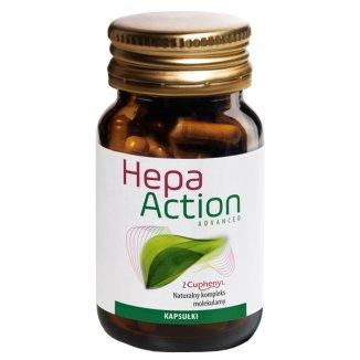 Hepa Action, Advanced, 30 kapsułek - zdjęcie produktu