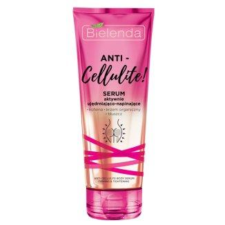 Bielenda Anti-Cellulite, serum aktywnie ujędrniająco-napinające, 250 ml - zdjęcie produktu