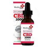 Medican Campus, olej konopny, Crystal, CBD 2000, 10 ml - miniaturka zdjęcia produktu