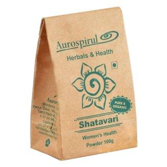 Aurospirul, Shatavari, Proszek, 100 g - zdjęcie produktu