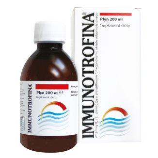 Immunotrofina, 200 ml - zdjęcie produktu