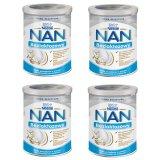 Zestaw Nestle NAN EXPERT bezlaktozowy, dla niemowląt w nietolerancji laktozy oraz biegunce, od urodzenia, 4 x 400 g - miniaturka zdjęcia produktu