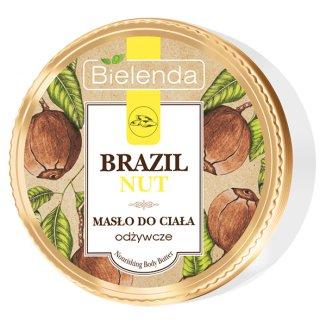Bielenda Brazil Nut, masło do ciała, odżywcze, 250 ml - zdjęcie produktu