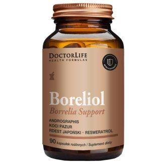 Doctor Life Boreliol, 90 kapsułek - zdjęcie produktu