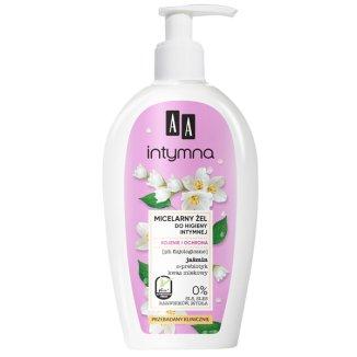 AA Intymna Kojenie i Ochrona, miceralny żel do higieny intymnej, 300 ml - zdjęcie produktu