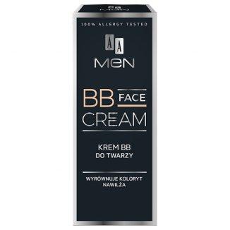 AA Men BB Face Cream, krem BB do twarzy, 30 ml  - zdjęcie produktu