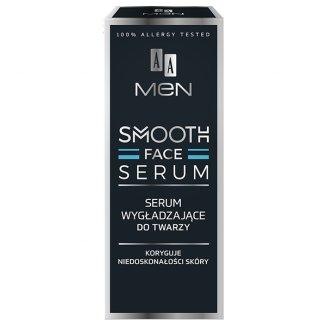 AA MEN Smooth Face Serum, serum wygładzające do twarzy, 30 ml  - zdjęcie produktu