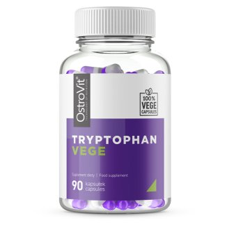 OstroVit Tryptophan Vege, 90 kapsułek - zdjęcie produktu