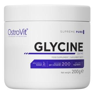 OstroVit Supreme Pure Glycine, 200 g - zdjęcie produktu