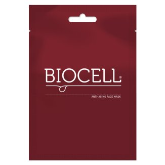Biocell, ujędrniająca maska do twarzy, 1 sztuka - zdjęcie produktu