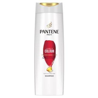 Pantene Pro-V Lively Colour, szampon do włosów farbowanych, 400 ml  - zdjęcie produktu