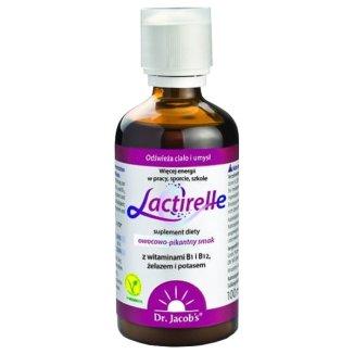 Dr. Jacob's Lactirelle, płyn, 100 ml - zdjęcie produktu