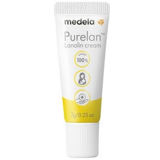 Medela PureLan, maść lanolinowa na brodawki, 7 g - zdjęcie produktu