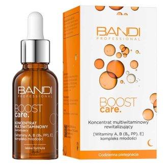 Bandi Boost Care, koncentrat multiwitaminowy rewitalizujący, 30 ml  - zdjęcie produktu
