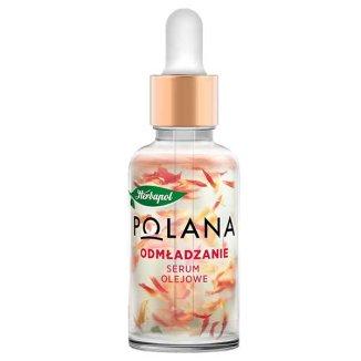 Herbapol Polana, serum olejowe, odmładzanie, 30 ml - zdjęcie produktu