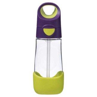 B.Box, butelka tritanowa ze słomką, Passion Splash, od 12 miesiąca, 450 ml - zdjęcie produktu