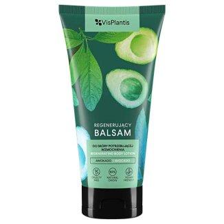 Vis Plantis, balsam regenerujący do skóry potrzebującej wzmocnienia, awokado, 200 ml - zdjęcie produktu