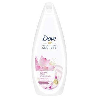 Dove Nourishing Secrets, żel pod prysznic, Glowing Ritual, 750 ml  - zdjęcie produktu