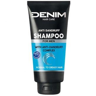 Denim, szampon przeciwłupieżowy dla mężczyzn, 300 ml - zdjęcie produktu
