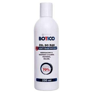 Bianca Botico, antybakteryjny żel do rąk, 250 ml - zdjęcie produktu