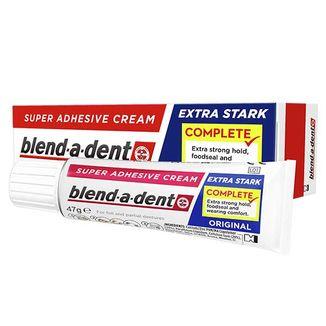 Blend-a-dent Complete, klej do protez, Original, 47 g - zdjęcie produktu