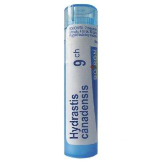Boiron Hydrastis canadensis 9 CH, granulki, 4 g - zdjęcie produktu