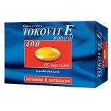 Tokovit E 400 natural, witamina E 268 µg, 60 kapsułek - miniaturka zdjęcia produktu
