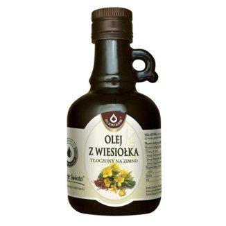 Oleofarm Olej z wiesiołka tłoczony na zimno, 250 ml - zdjęcie produktu